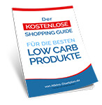 Low Carb Shopping Guide